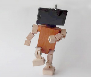 Smartphone holder  Robot BRAWN